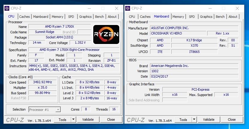 ASUS CROSSHAIR VI HERO Motherboard Review - PC TeK REVIEWS