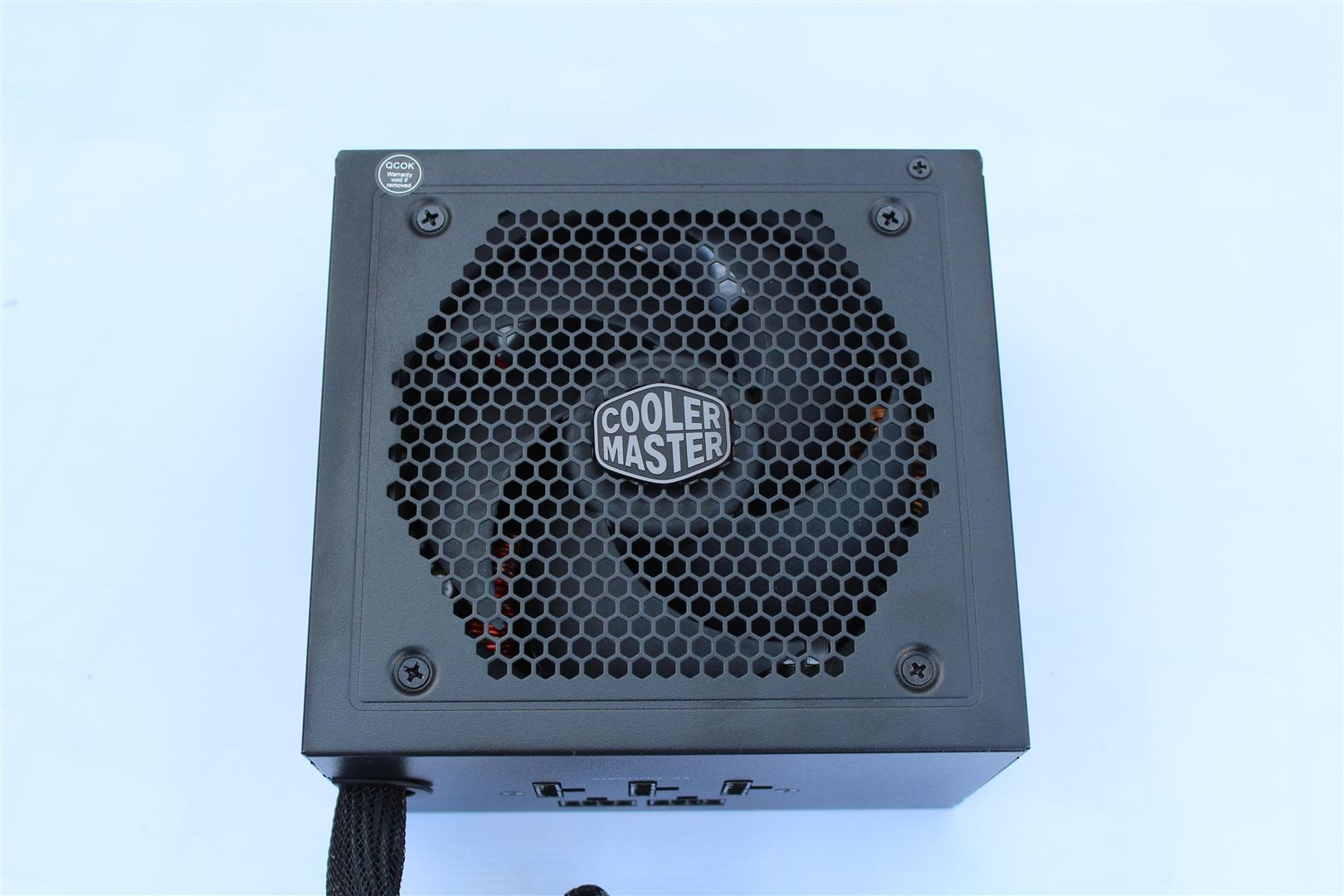 Cooler Master Masterwatt 750 Power Supply Review Pc Tek
