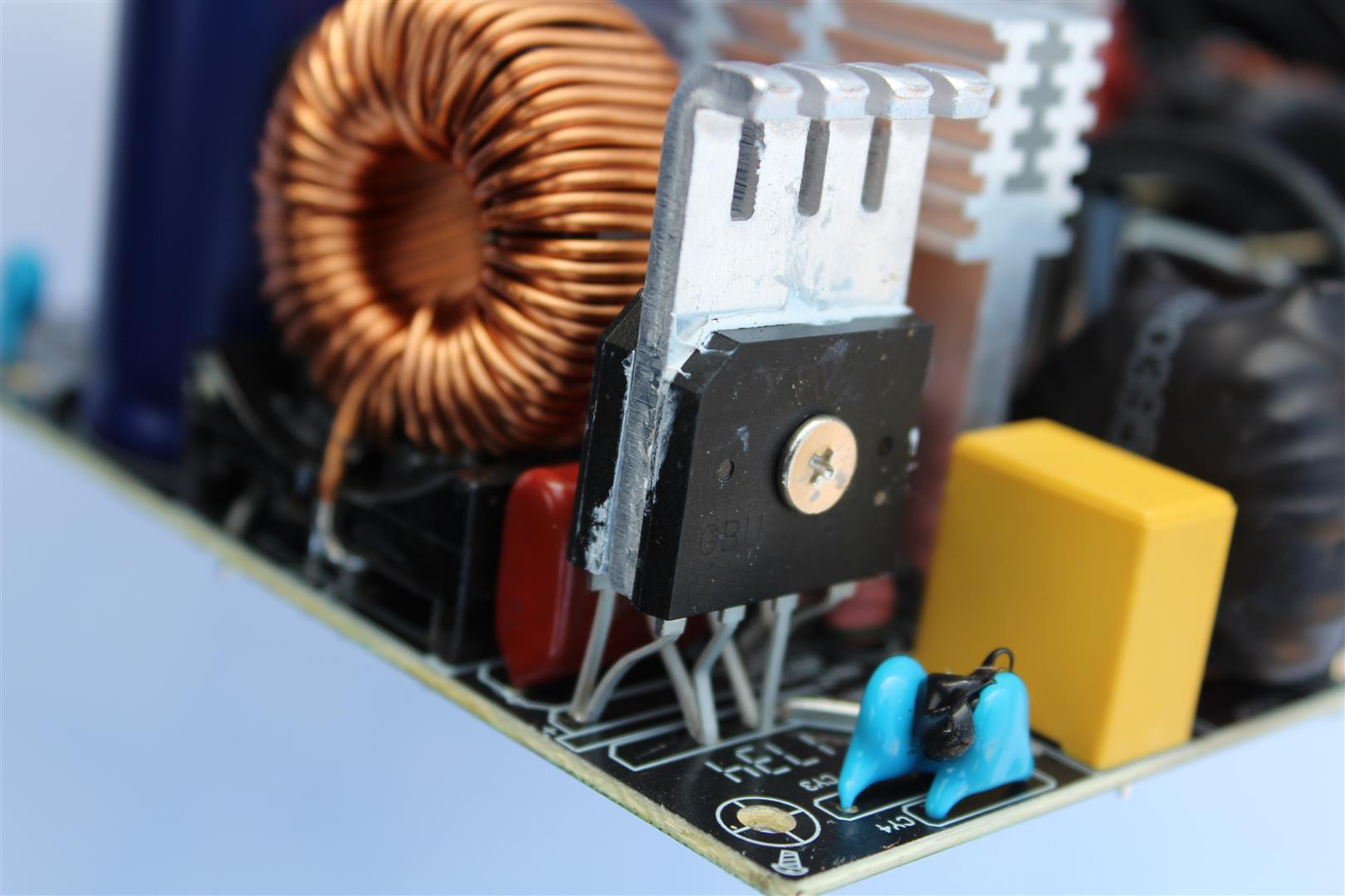 Cooler Master Masterwatt 750 Power Supply Review Pc Tek Reviews Computer Diagram The Build Quality Of Board Is Very High