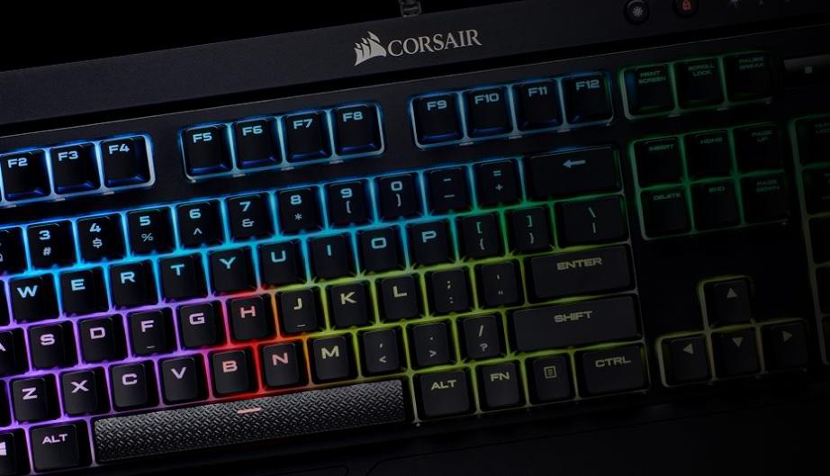 CORSAIR K68 RGB Mechanical Gaming Keyboard Review - PC TeK