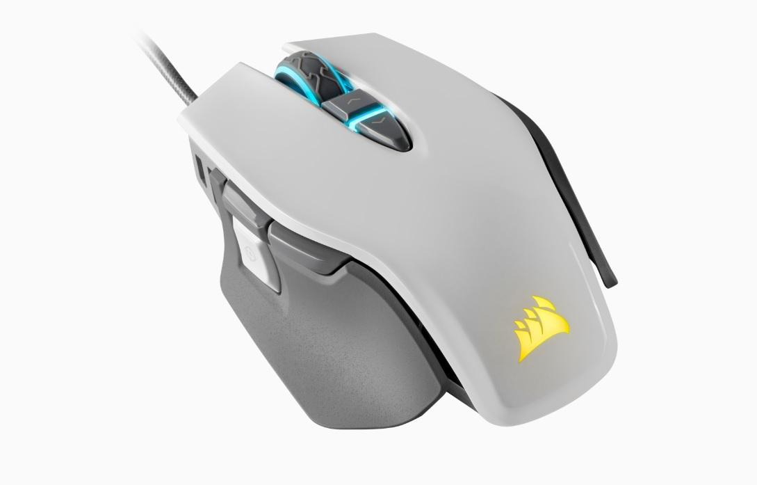 CORSAIR M65 RGB Elite Mouse Review - PC TeK REVIEWS