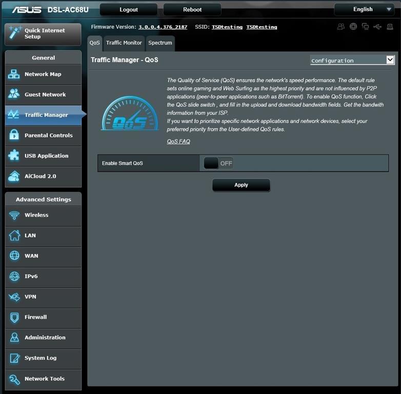 ASUS DSL-AC68U Modem Router Review - PC TeK REVIEWS
