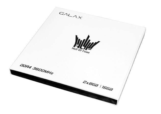 GALAX HOF DDR4 3600 Review - PC TeK REVIEWS