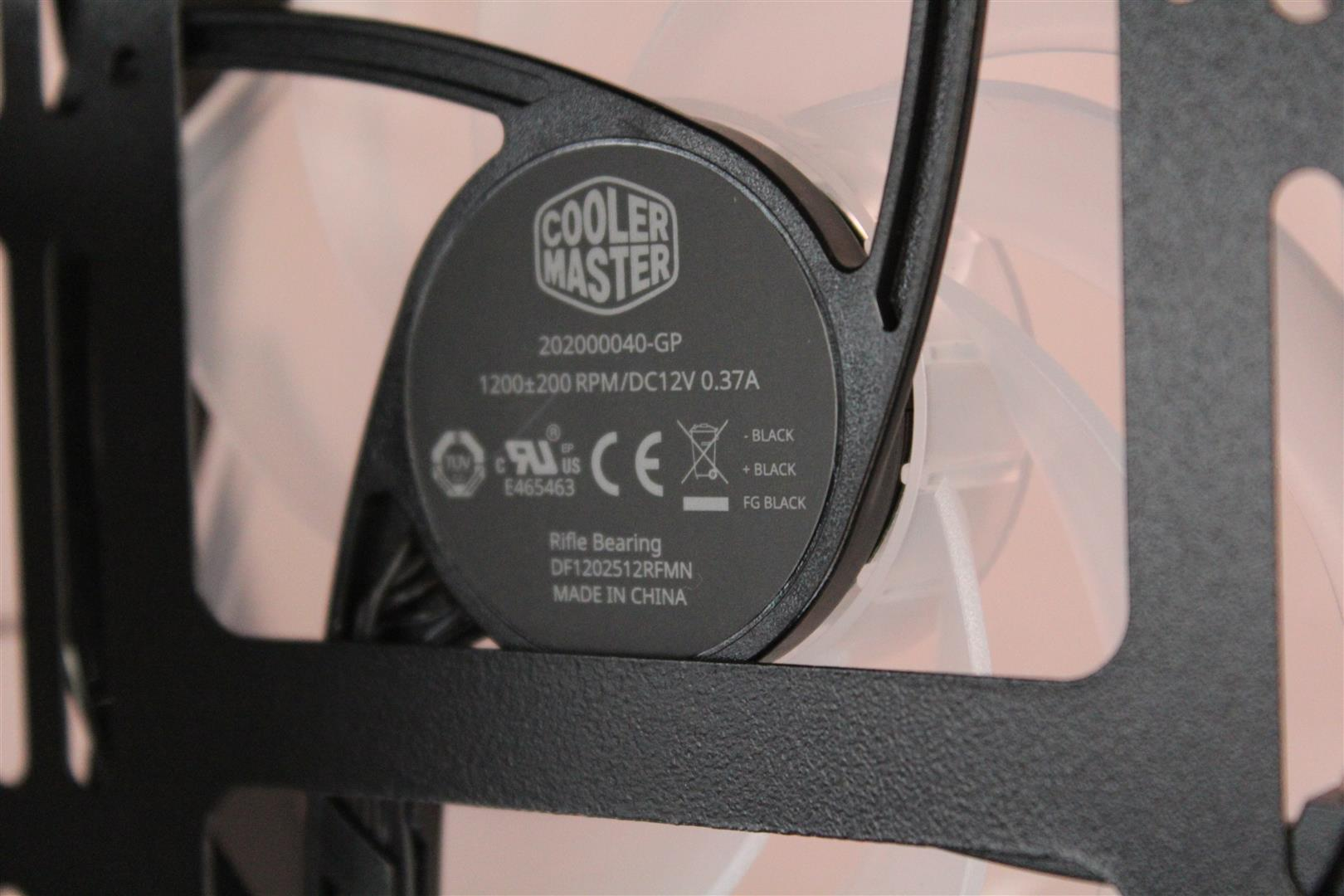 Cooler Master Masterbox Lite 5 Rgb Case Review Pc Tek Reviews 3 Pin Fan Wiring Diagram The Darkmirror Front Panel Is Made From Plexiglas And Comes Off Easily For Mentainence As One Have To Do A Lot Of Dust Cleaning With This