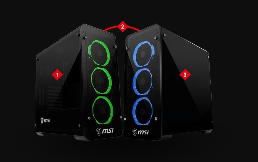 MSI MAG PYLON Case Review - PC TeK REVIEWS