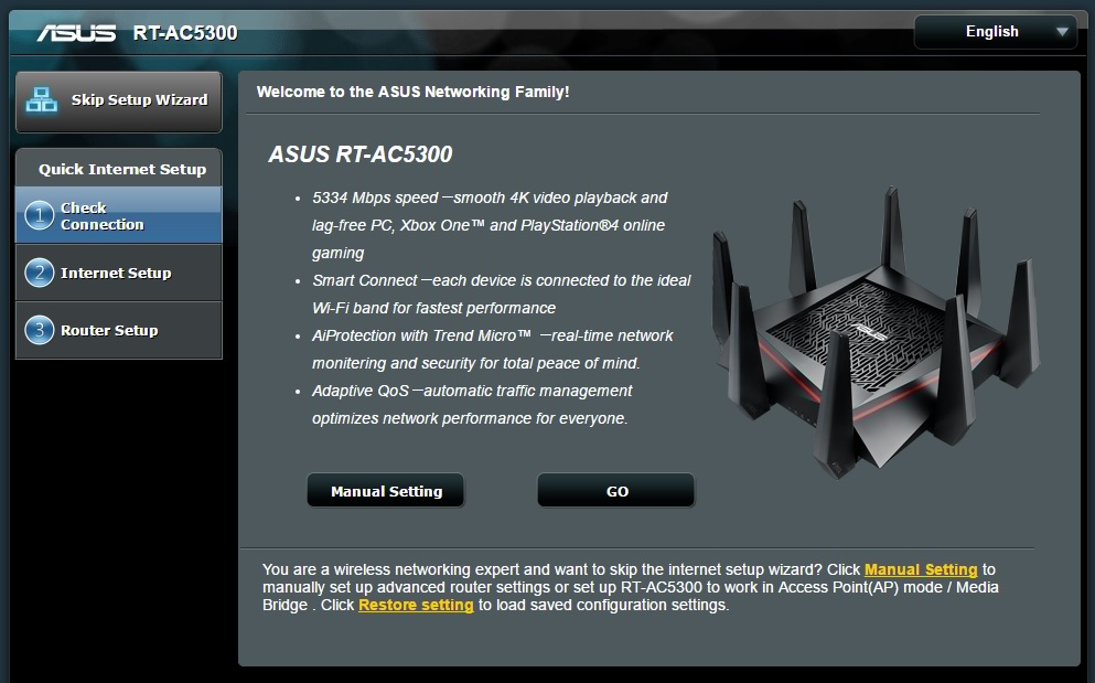 ASUS RT-AC5300 Tri-Band Gigabit Router Review - PC TeK REVIEWS