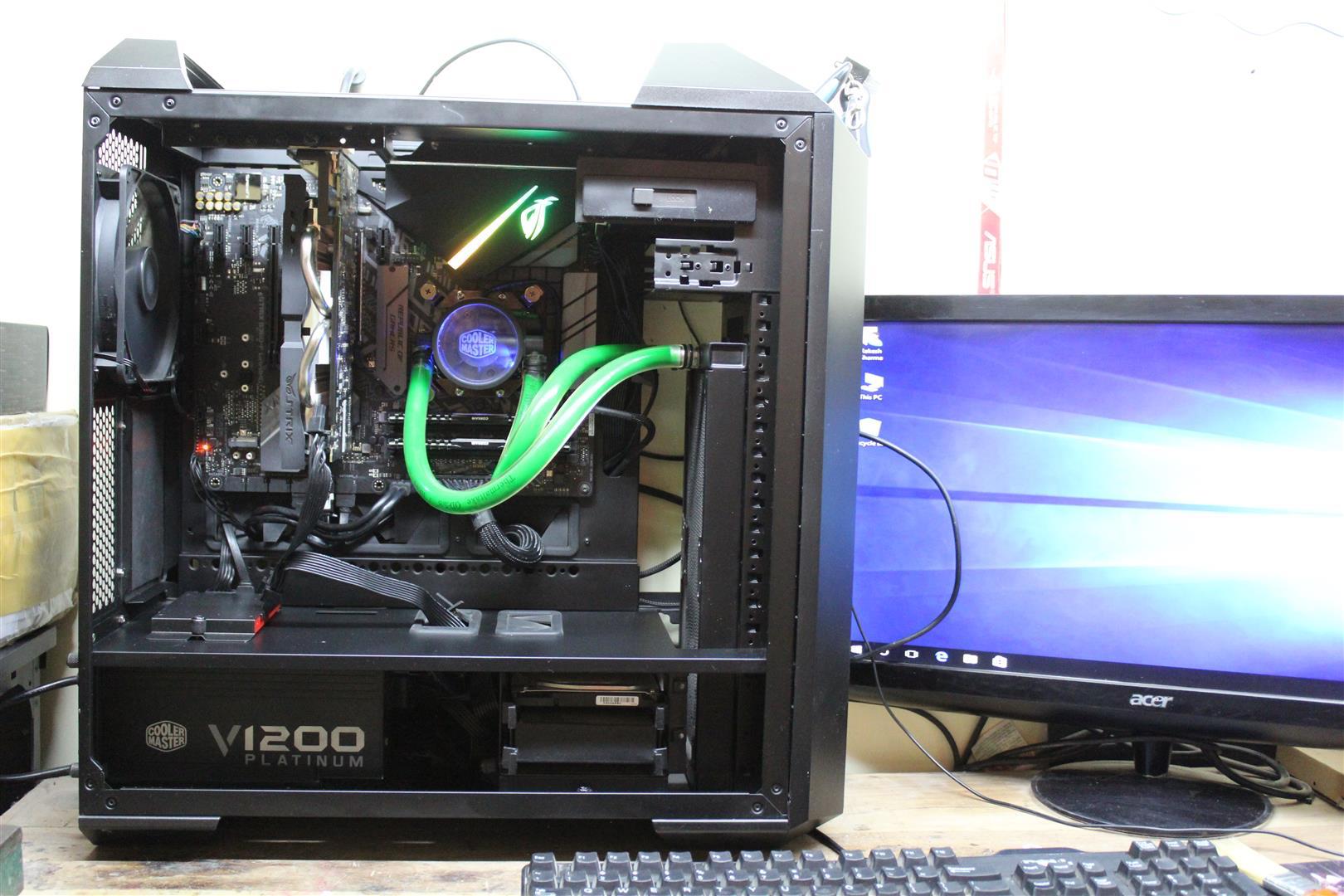 ASUS ROG STRIX B360-F Gaming Motherboard Review - PC TeK REVIEWS