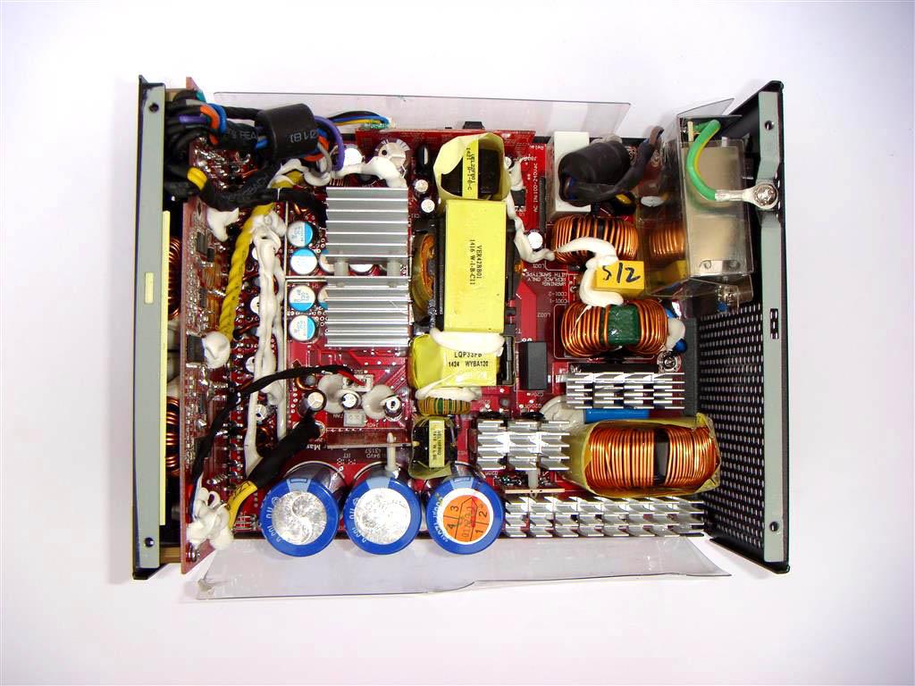 Cooler Master V1200 Platinum Power Supply Review- PC TeK REVIEWS