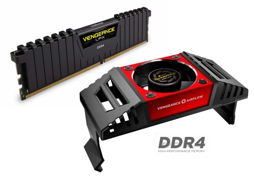 Corsair Vengeance AIRFLOW LPX DDR4 3600MHz Review - PC TeK REVIEWS