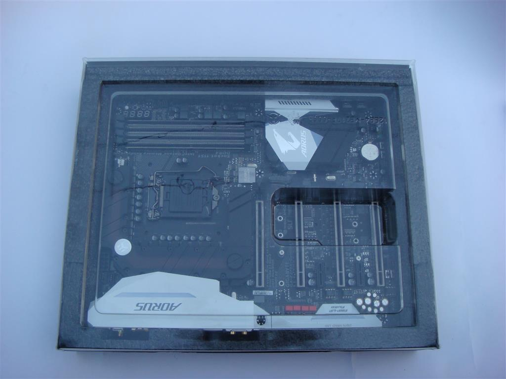 Gigabyte Aorus Z270x Gaming 9 Motherboard Review Pc Tek Reviews Gaz270x Socket 1151 Kaby Lake Comes With Very Nice Set Of Accessories