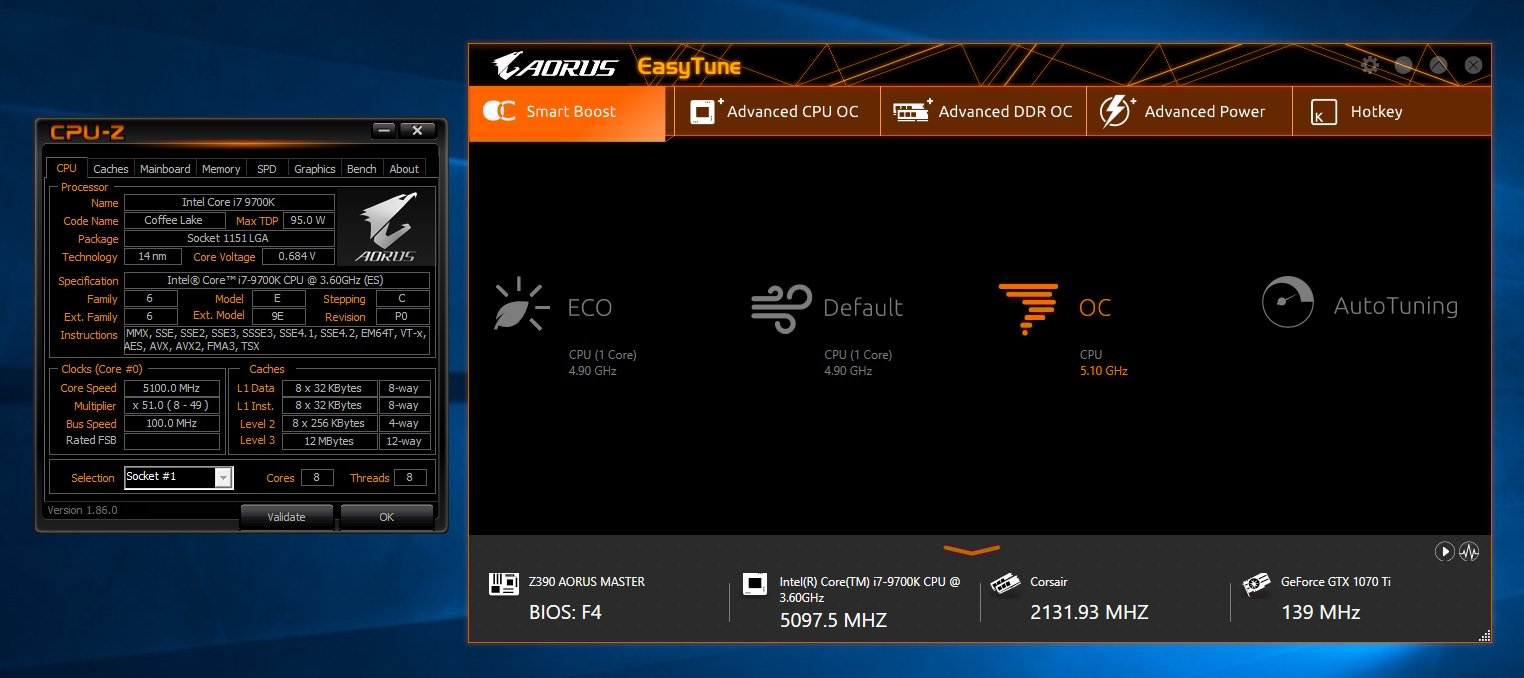Z390 AORUS Master Motherboard Review - PC TeK REVIEWS